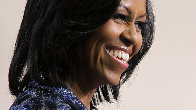 Michelle Obama Dismisses 'Angry Black Woman' Image