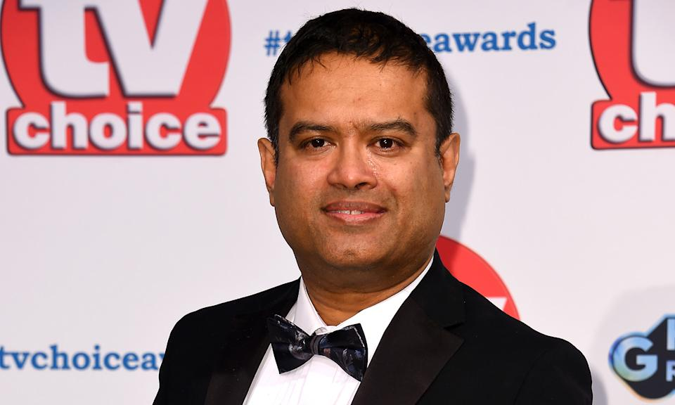 Paul Sinha has said he's lost his sense of fear since his diagnosis. (Photo by Matt Crossick/PA Images via Getty Images)