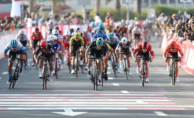 The final two stages of the UAE Tour were cancelled after two Italian participants tested positive for coronavirus. Four teams have pulled out of several cycling races in Italy.