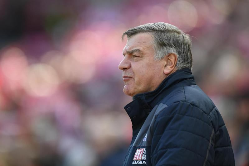 Successor: Sam Allardyce is hotly tipped for the West Brom job following Tony Pulis' sacking: Getty Images