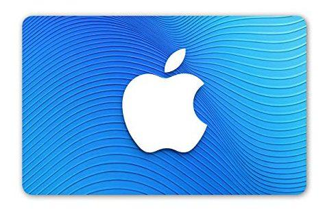 App Store and iTunes Gift Card - Apple