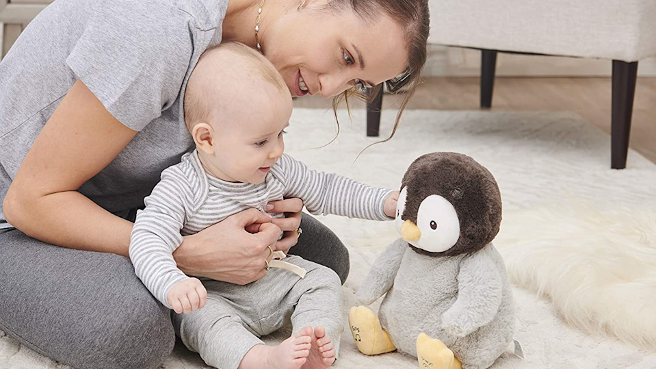 Valentine's gifts for kids: Kissy the Penguin