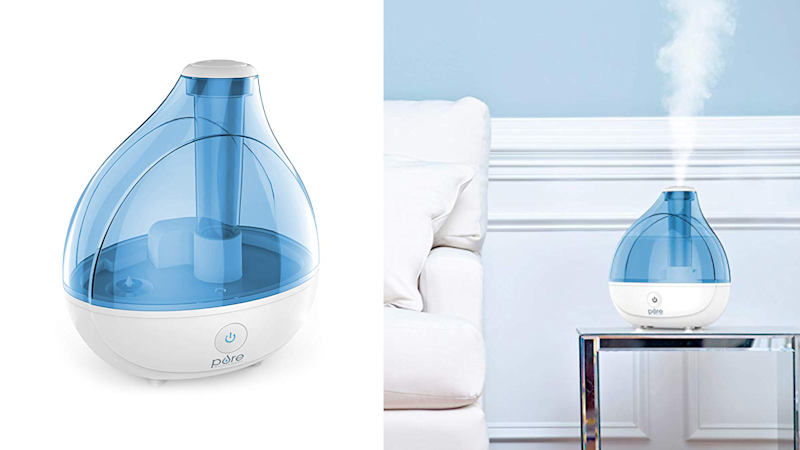 This is one of the most popular humidifiers on Amazon.
