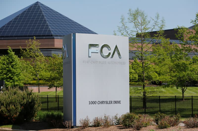 Fiat Chrysler postpones shareholders' meeting and resolution on dividend to late June