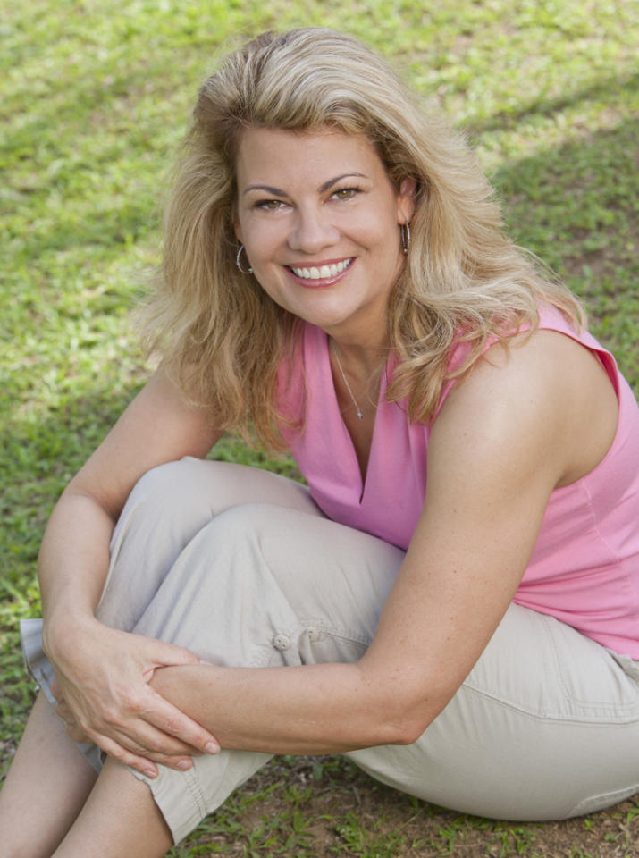 """<b>Lisa Whelchel</b><br><br> <b>Reason for being on """"Survivor"""":</b> I LOVE the game and was born to play it. Plus, I want to meet Jeff Probst. <br><br>  <b>Why you think you'll win """"Survivor"""":</b> My inherent make up is to assess the big picture goal, determine the steps to reach it, gain everything there is to learn about how to accomplish the goal, jump in with both feet, connect with other people's strengths and never give up until the job is done. <br><br>  <b>If you could have three things on the island, what would they be and why? </b><br> •A Bible with giant print because I don't know if I would have my reading glasses. <br> •A journal and a pen because I have a terrible memory and I don't want to forget a minute of this experience. <br> •Playing cards because I love to play games."""