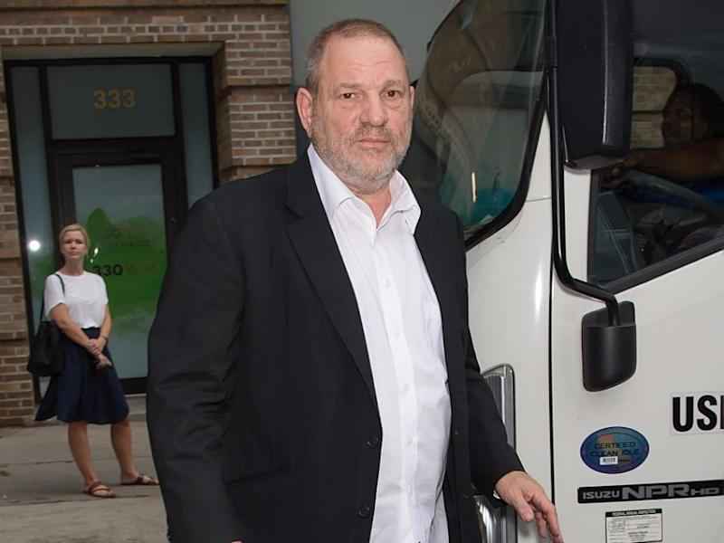 Harvey Weinstein is at the centre of a huge sex scandal. Source: Getty