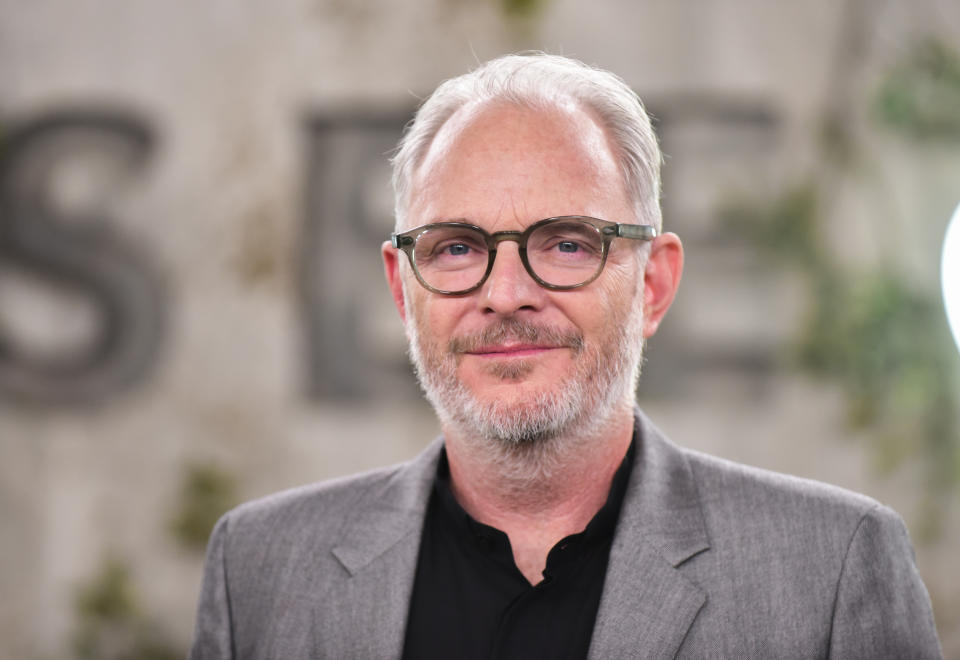 """Francis Lawrence attends the World Premiere of Apple TV+'s """"See"""" on October 21, 2019 in Los Angeles, California. (Photo by Rodin Eckenroth/FilmMagic)"""