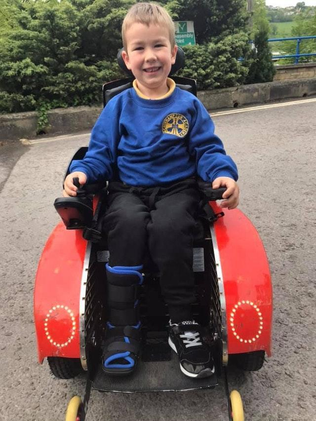 Disabled boy humiliated in Legoland