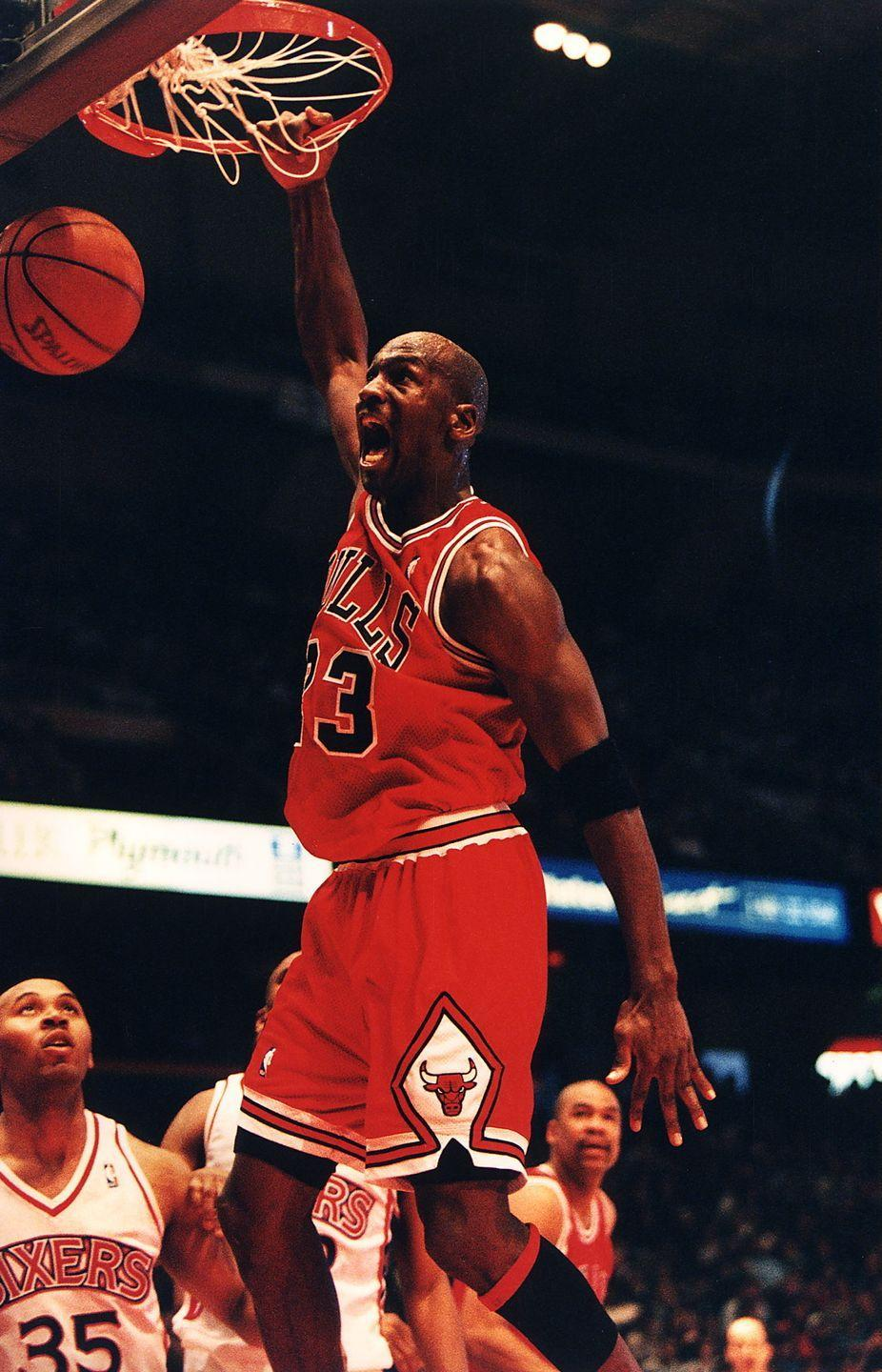 <p>Parents wanted their kids to be like Mike in 1995! After dabbling in minor league baseball, Michael Jordan returned to the NBA in 1995. In March of that same year the Bulls player faced off against the Indiana Pacers, scoring 19 points. The game had the highest Nielson rating of a regular season NBA game since 1975. The name-game runner-ups were Matthew and Christopher. Jessica, Ashley, and Emily were the top 3 girls' choices.</p>