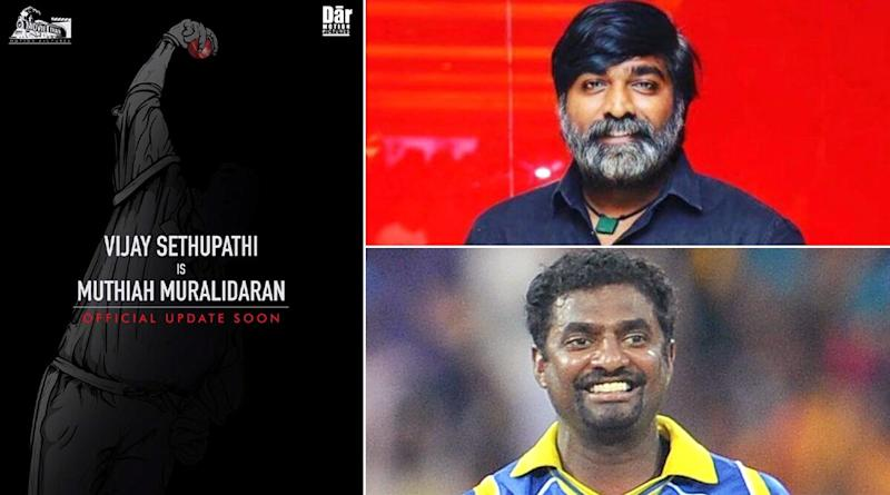 Muthiah Muralidaran Biopic: Vijay Sethupathi To Play The Titular Role In MS Sripathy's Directorial (View Poster)
