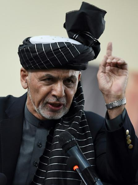 President Ashraf Ghani's administration had on Tuesday announced a list of 250 people from all walks of Afghan life, including government figures, who it wanted to send to Doha