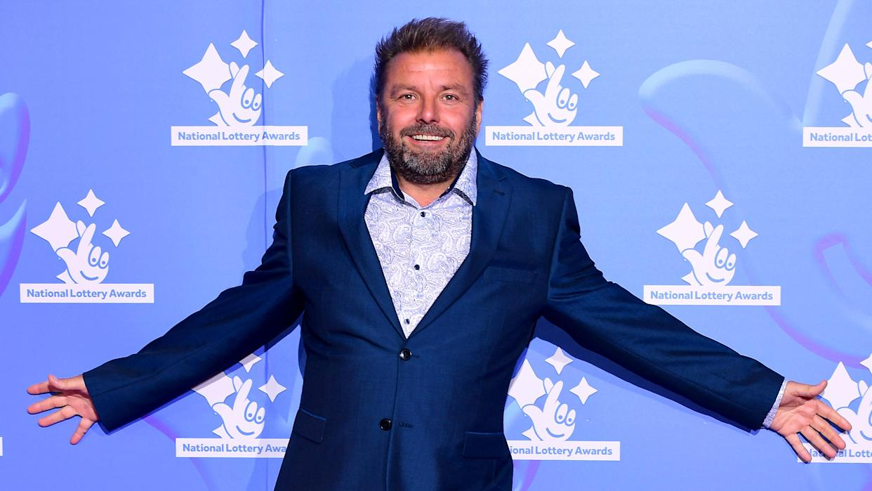 Martin Roberts wants to go on 'Strictly'. (PA)