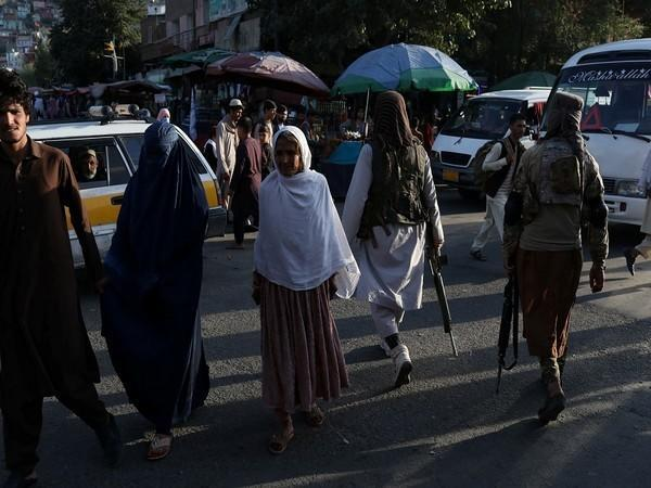 Armed Taliban on the streets of Kabul. (Photo Credit - Reuters)
