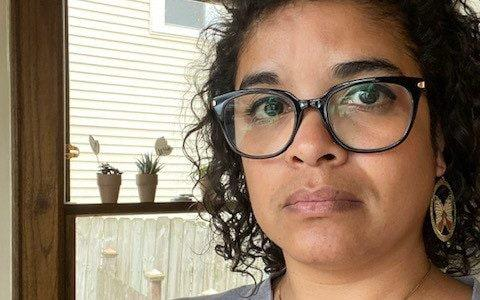 Venessa Fuentes is raising her son in the south side of Minneapolis, where George Floyd was killed