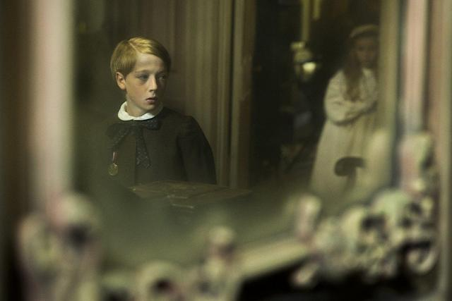 <p>An adaptation of Sarah Waters's acclaimed Gothic novel, <em>The Little Stranger </em>tells the spooky story of an English country doctor (Domhnall Gleeson) who becomes obsessed with a decaying Victorian mansion, the family who lives there (Charlotte Rampling, Ruth Wilson, and Will Poulter), and the terrifying history that still haunts it. Lenny Abrahamson, nominated for an Oscar for <em>Room,</em> directs. (Focus Features) </p>