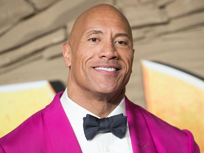 "Dwayne Johnson is an actor. <p class=""copyright"">Samir Hussein / Contributor / Getty Images</p>"