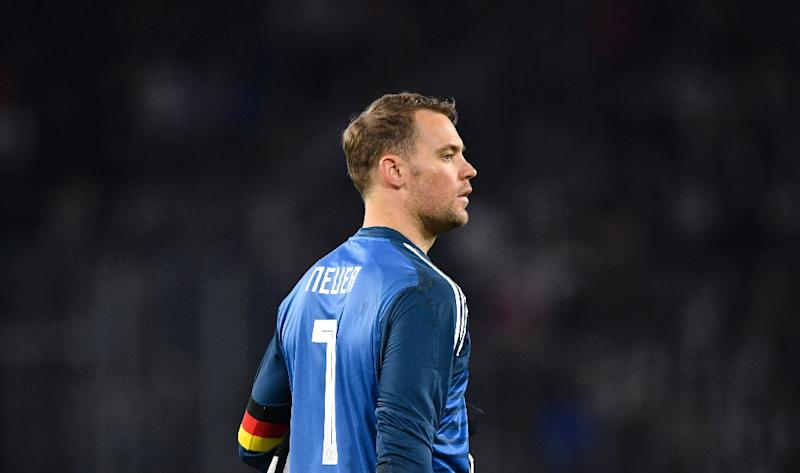92e4b3421dd Manuel Neuer  39 s status as Germany number one is under threat from Marc