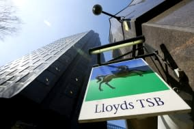 Britain Lloyds TSB