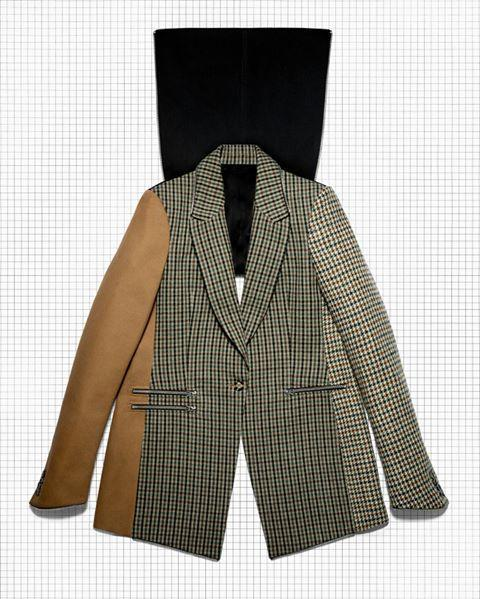 """<p><a href=""""https://www.acnestudios.com/uk/en/woman/repurposed-tweed-and-denim/"""" rel=""""nofollow noopener"""" target=""""_blank"""" data-ylk=""""slk:Acne Studios"""" class=""""link rapid-noclick-resp"""">Acne Studios</a>, renowned for its cool, contemporary style, has expanded its repertoire with a new sustainable line.</p><p>The line, named Repurposed, sees the Swedish brand put discarded fabrics and offcuts to good use, using them to create a series of capsule collections released in quarterly drops.</p><p>The first drop features six styles - a sleek fusion of spliced denim, leather and tweed - and each drop beyond that will focus on a special treatment or fabric.</p><p><a class=""""link rapid-noclick-resp"""" href=""""https://go.redirectingat.com?id=127X1599956&url=https%3A%2F%2Fwww.acnestudios.com%2Fuk%2Fen%2Fwoman%2Frepurposed-tweed-and-denim%2F&sref=https%3A%2F%2Fwww.elle.com%2Fuk%2Ffashion%2Fwhat-to-wear%2Fg22788319%2Fsustainable-fashion-brands-to-buy-from-now%2F"""" rel=""""nofollow noopener"""" target=""""_blank"""" data-ylk=""""slk:SHOP NOW"""">SHOP NOW</a></p><p><a href=""""https://www.instagram.com/p/CFg9zJGjIDv/"""" rel=""""nofollow noopener"""" target=""""_blank"""" data-ylk=""""slk:See the original post on Instagram"""" class=""""link rapid-noclick-resp"""">See the original post on Instagram</a></p>"""