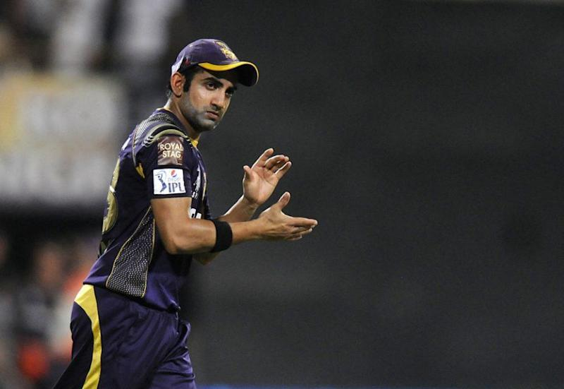 Image result for gambhir knight riders sportskeeda