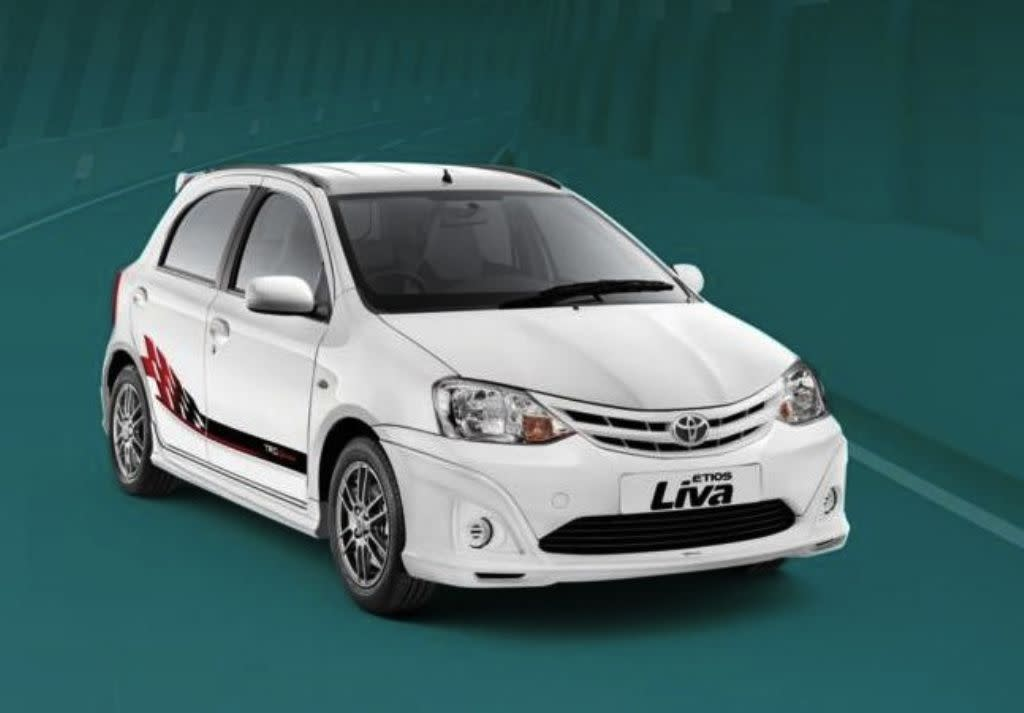 The Toyota Etios Liva Sport will draw power from Etios sedan's 1.5-litre 89 BHP petrol engine. It is expected to hit showrooms in April 2013.