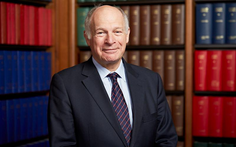 Lord Neuberger - Credit: Supreme Court