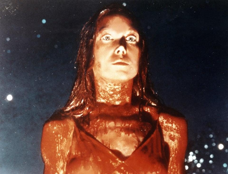 <p>In many ways, <strong>Carrie</strong> is just as sad as it is scary. The film's most iconic scene finds Sissy Spacek's titular telekinetic teen wreaking havoc on her prom after her classmates drop pig blood on her. It's one of horror's greatest sequences in large part because it shows a young woman coming into her power, but also because it's technically brilliant. However, the best scare in the film happens in the final moments, when Carrie's classmate Nancy (and the audience) is treated to the jump scare to end all jump scares.</p>