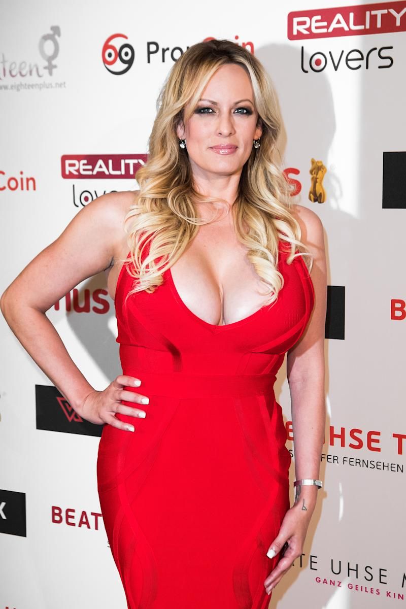 Stormy Daniels poses topless, talks aftermath of alleged Trump affair: 'It was just 12 hours' of my life