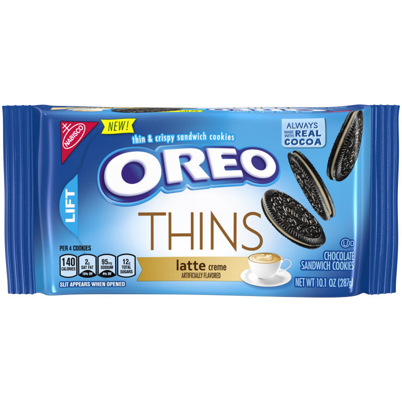 Oreo Thins cookie package