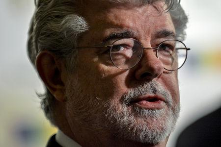George Lucas's film empire tops Forbes list of richest USA celebrities