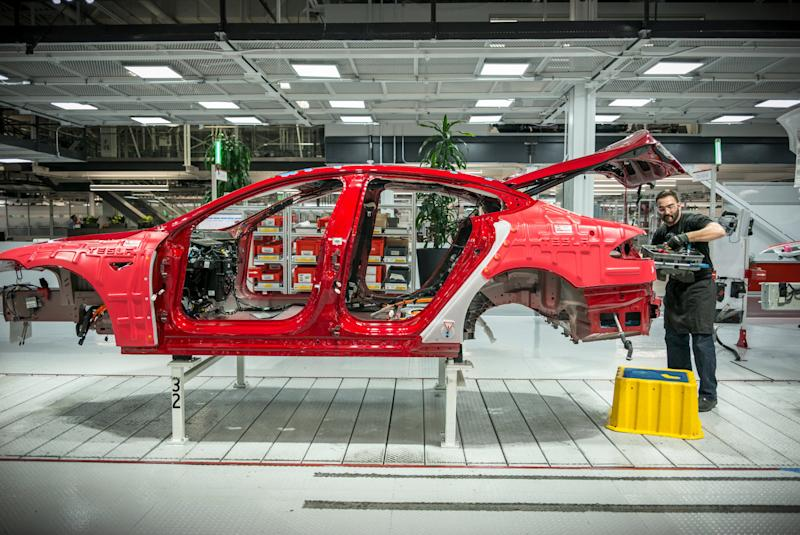Tesla may be purposefully undercounting worker injuries