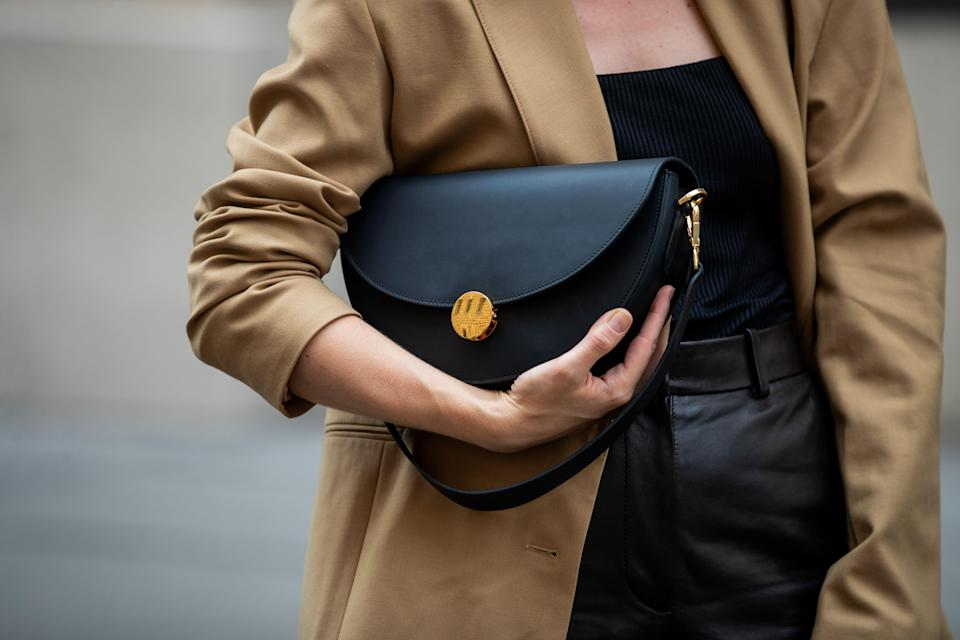 <p>The best work bags will make your life easier and support your schedule – whether that's a lunchtime gym class, a last-minute business trip or evening events. Yep, that might be hard to imagine now, but all of the above could be a reality very soon (if the government's roadmap out of lockdown continues smoothly). </p><p>If you're heading back to the office after a long WFH stint, why not treat yourself to a trusty new bag to kick of the 'new normal'? Most options for women tend to prioritise style over substance but practicality should always be a key factor. While your on-trend baguette may look chic, the inevitable entourage of totes behind it (carrying your gym kit and packed lunch) most certainly don't.<br></p><p>The good news is, there are plenty of accessories out there with capacity for laptops, tablets and files that won't look frumpy or oversized. Plus, designers are experimenting with silhouettes to create versatile options, so you can switch up your look and get more use out of your investment. From packable and second-hand bags, to weekend hold-alls and backpacks, these are 12 of the best work bags out there. </p>