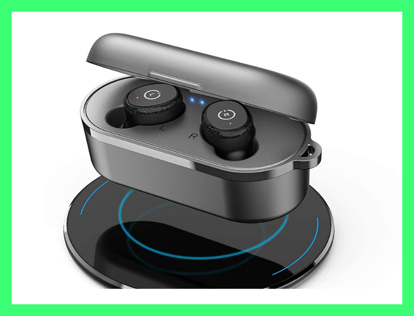 TOZO T10 Wireless Earbuds. (Photo: Amazon)