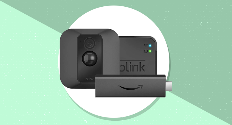 Get Blink XT2 Outdoor/Indoor Smart Security Camera with a Fire TV Stick. (Photo: Amazon)