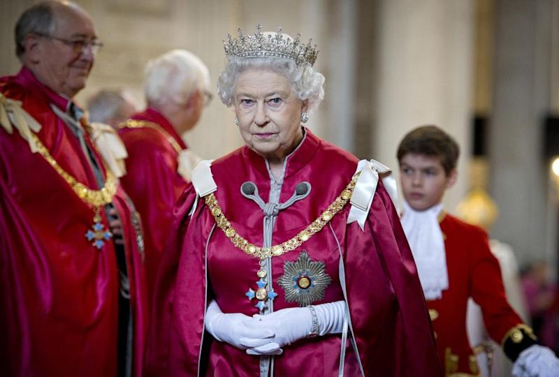 The Queen is said to be devastated over the death of her longtime friend. Photo: Getty Images