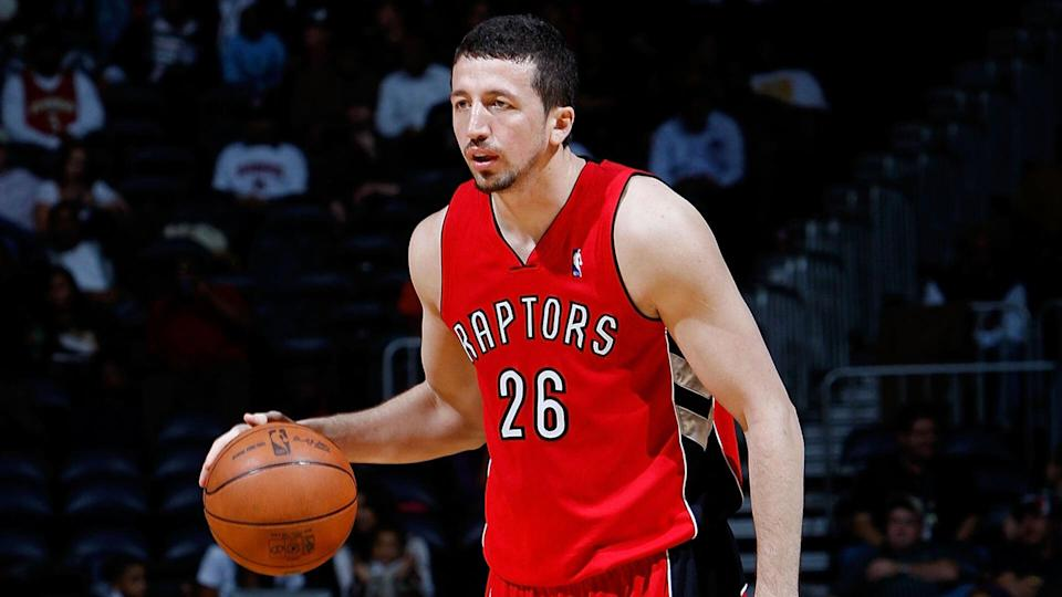 """<p>When the Toronto Raptors signed Turkish forward Hedo Türkoğlu to a five-year, $53 million contract, they clearly had some reason to believe he was going to be a major contributor to the team. After all, his time in Sacramento and then Orlando had shown him to be a pretty solid player, including the 2007-08 season when he averaged 19.5 points a game alongside five assists and 5.7 rebounds — all while shooting 40% from behind the arc.</p> <p>Had Toronto gotten that kind of production — or even something close to it — Türkoğlu might have had a good run in Toronto. He did not, though, lasting just one season north of the border during which he averaged just 11.3 points per game and left Canadian fans feeling utterly underwhelmed.</p> <p><em><strong>Check Out: <a href=""""https://www.gobankingrates.com/net-worth/sports/much-athletes-make-playoff-runs-nba-nfl-other-sports/?utm_campaign=1053693&utm_source=yahoo.com&utm_content=21"""" rel=""""nofollow noopener"""" target=""""_blank"""" data-ylk=""""slk:How Much Athletes Make for Playoff Runs in the NBA, NFL and Other Sports"""" class=""""link rapid-noclick-resp"""">How Much Athletes Make for Playoff Runs in the NBA, NFL and Other Sports</a></strong></em></p> <p><small>Image Credits: Kevin C. Cox / Getty Images</small></p>"""