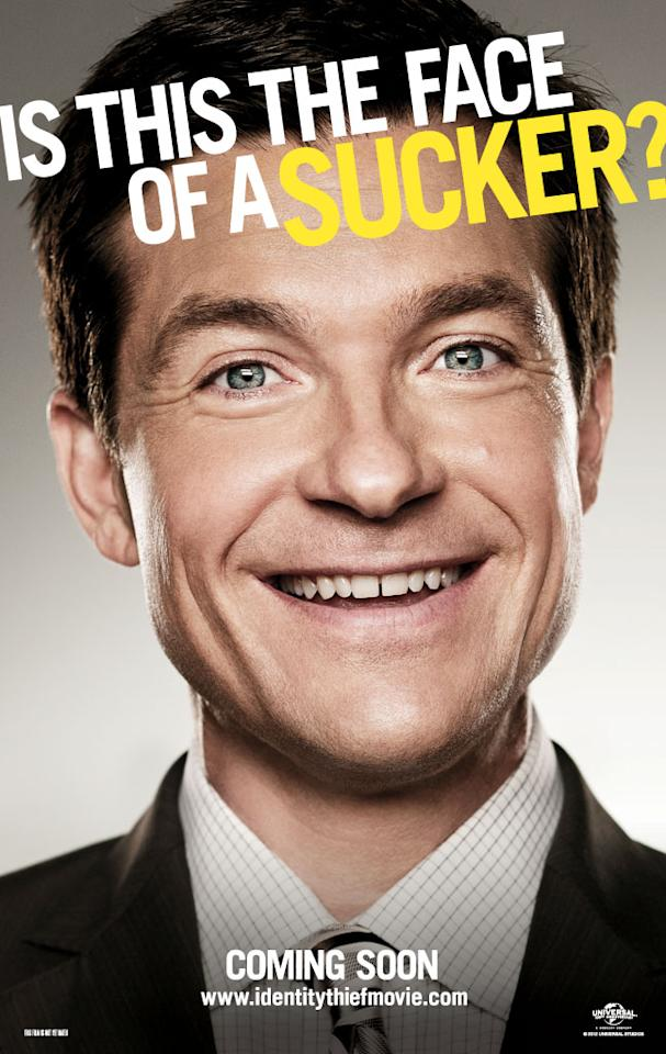 "Jason Bateman in Universal Pictures' ""Identity Thief"" - 2013"