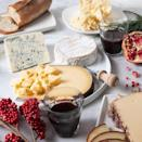"""<p><strong>Murray's</strong></p><p>murrayscheese.com</p><p><strong>$115.00</strong></p><p><a href=""""https://go.redirectingat.com?id=74968X1596630&url=https%3A%2F%2Fwww.murrayscheese.com%2Fmurrays-holiday-sampler&sref=https%3A%2F%2Fwww.townandcountrymag.com%2Fleisure%2Fdining%2Fg29328884%2Fbest-wine-cheese-gift-baskets%2F"""" rel=""""nofollow noopener"""" target=""""_blank"""" data-ylk=""""slk:Shop Now"""" class=""""link rapid-noclick-resp"""">Shop Now</a></p><p>When it comes to cheese, practically no one does it better than Murray's. Gift the hostess in your life the Holiday Sampler, which comes complete with six cheeses ranging from mild to bold, including cheddar, camembert, and gouda, as well as alp blossom, montealva, and a peppery California blue—perfect to whip out during a festive celebration if we do say so ourselves. </p>"""