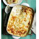 """<p><strong>Recipe: <a href=""""https://www.goodhousekeeping.com/uk/food/recipes/a561010/sausage-and-fennel-lasagne/"""" rel=""""nofollow noopener"""" target=""""_blank"""" data-ylk=""""slk:Sausage and Fennel Lasagne"""" class=""""link rapid-noclick-resp"""">Sausage and Fennel Lasagne</a></strong></p>"""