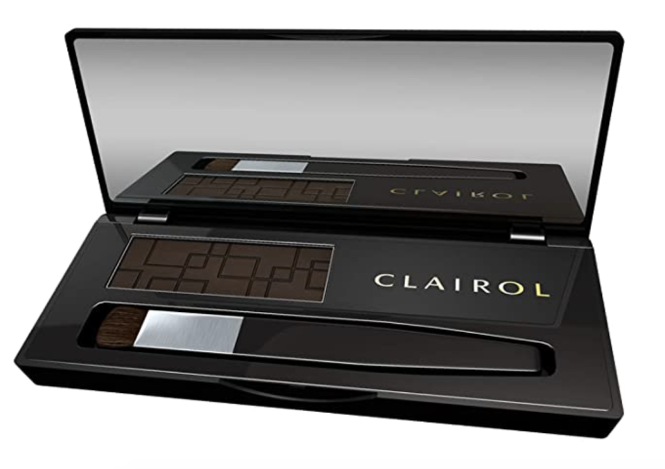 Clairol root touch-up concealing powder, black, S$7.45. PHOTO: Lookfantastic
