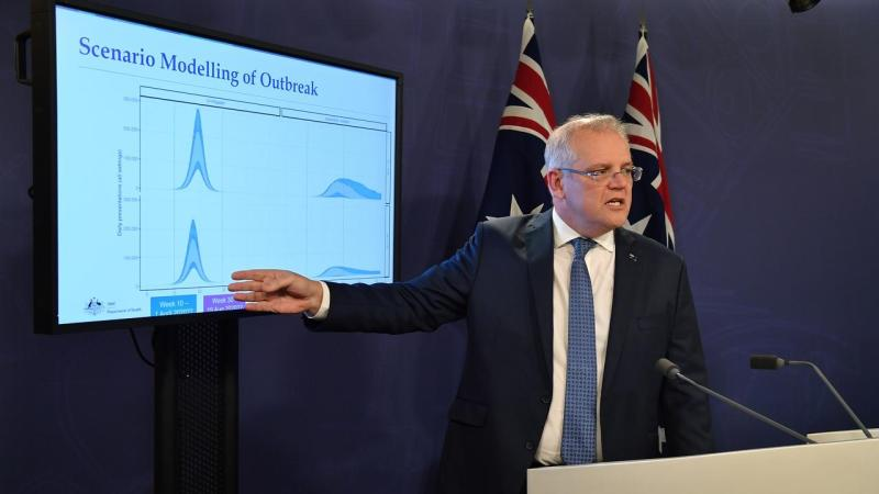 Prime Minister Scott Morrison has warned Australians to expect more restrictions over COVID-19
