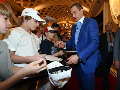 The NHL Awards have been held in Las Vegas the past few years, now the city might get its own team. (Getty)