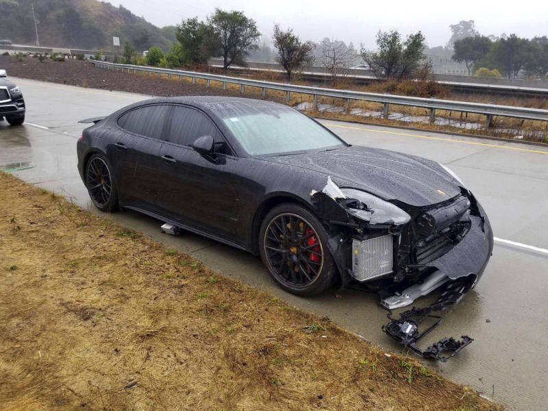 Stephen Curry Involved in Multi-Vehicle Accident in California