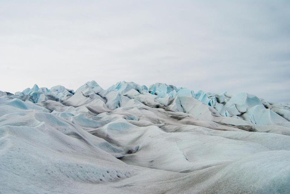 greenland glacier (Jhony. iStock / Getty Images Plus)