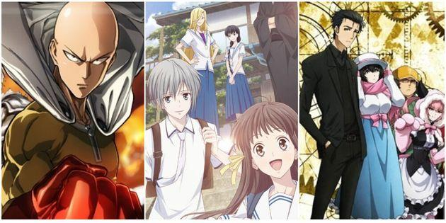 5 animes to watch