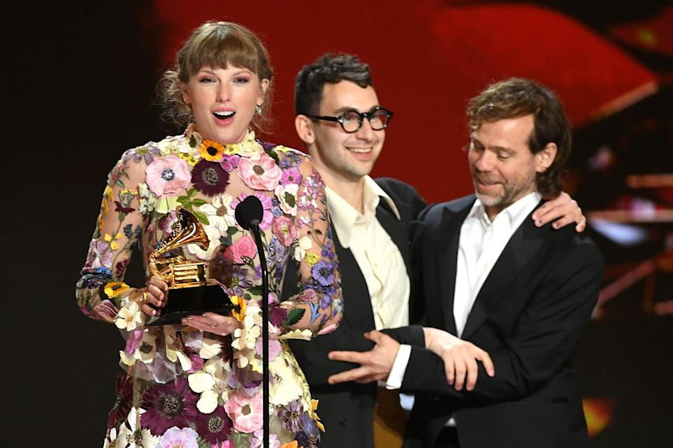 Taylor SwiftKevin Winter/Getty Images for The Recording Academy