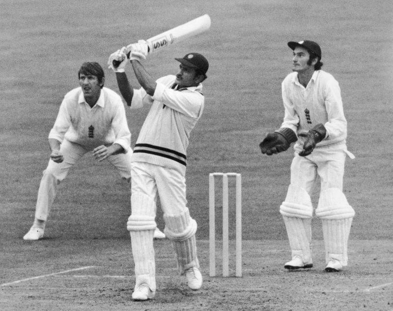 Legendary captain Ajit Wadekar led India to their first series victory in England in 1971.