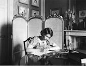 <p>Queen Elizabeth - pictured here aged 14, in June 1940 - was educated privately at home, as per royal family tradition prior to Prince Charles. Elizabeth decided her first son would be the first to receive an external education, and so the pattern has continued...</p>