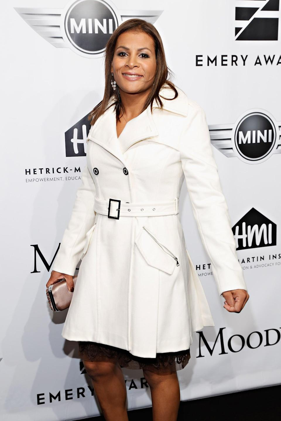 """<p>Fallon Fox, the first transgender professional MMA fighter, endured harsh criticism from the fighting community after coming out in 2013. She persevered nonetheless, fighting in six professional matches and being inducted into the National Gay and Lesbian Sports Hall of Fame in 2014. </p> <p>""""I never set out to do this, but <a href=""""https://www.nytimes.com/2013/05/13/sports/for-transgender-fighter-fallon-fox-there-is-solace-in-the-cage.html"""" class=""""link rapid-noclick-resp"""" rel=""""nofollow noopener"""" target=""""_blank"""" data-ylk=""""slk:I have to"""">I have to</a>,"""" Fox told the <strong>New York Times</strong> in 2013. """"I'll stand here, for my community, because I have no choice.""""</p>"""