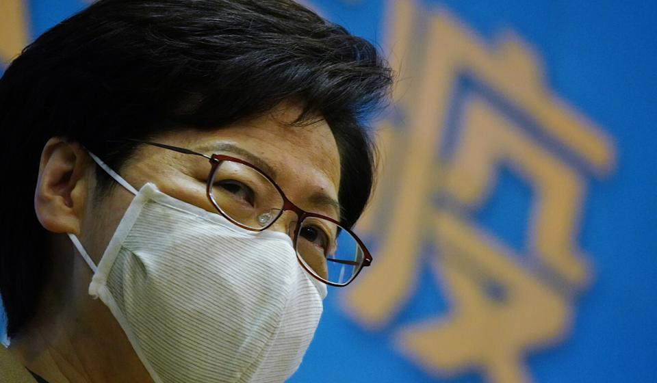 Carrie Lam has repeatedly rejected the idea of a mandatory screening scheme. Photo: Sam Tsang